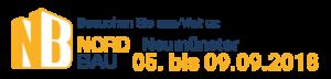 NORDBau vom 05. - 09. September 2018 in Neumünster