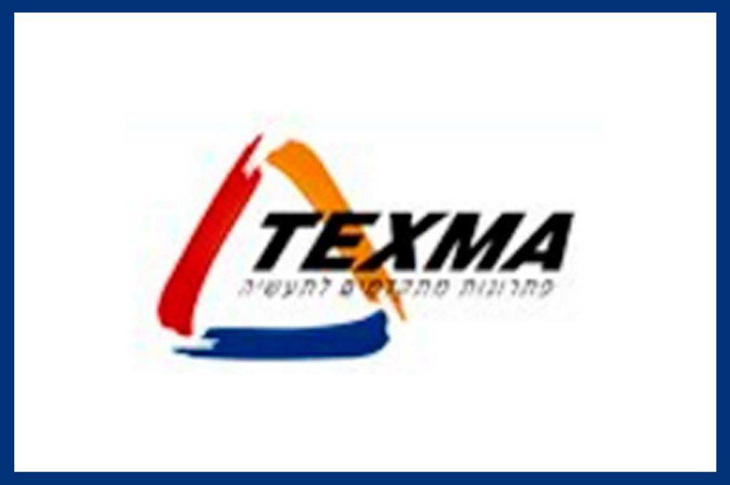 Logo von TEXMA - Israel