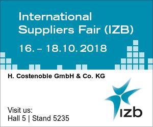 Logo IZB - International Suppliers Fair