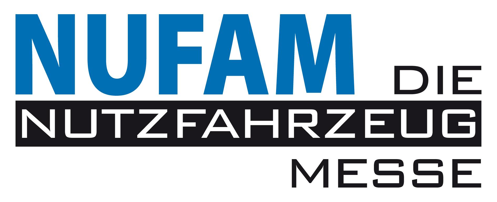 Logo der NUFAM - Die Nutzfahrzeugmesse vom 26. - 29. September 2019