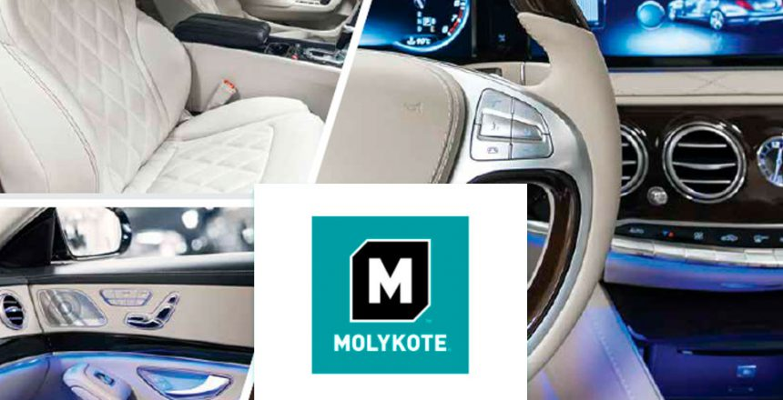 Cover of blog post Molykote® Lubricants for Vehicle Interior Design