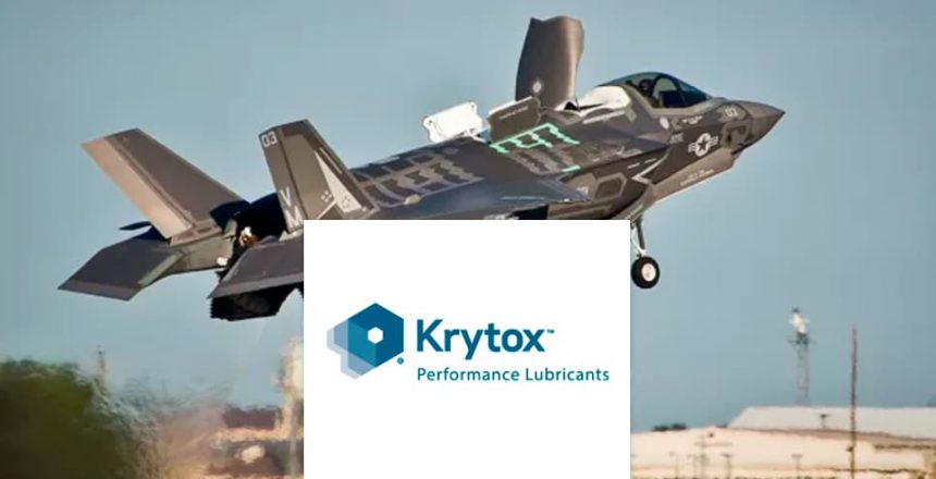 Blog picture 01 - Krytox - Aerospace Applications for PFPE Lubricants (Image courtesy of Chemours)