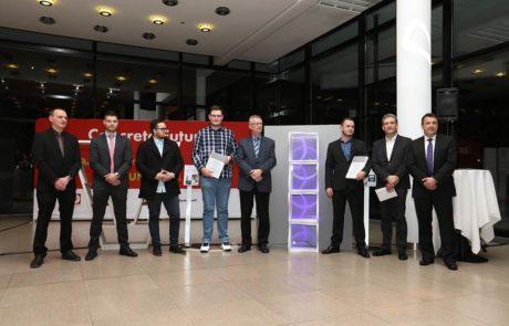 """Verleihung Betonwerksteinpreis. Impression aus dem Jahr 2018. """"62. BetonTage, © photodesign_buhl"""""""