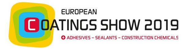 Logo from European Coatings Show March 2019