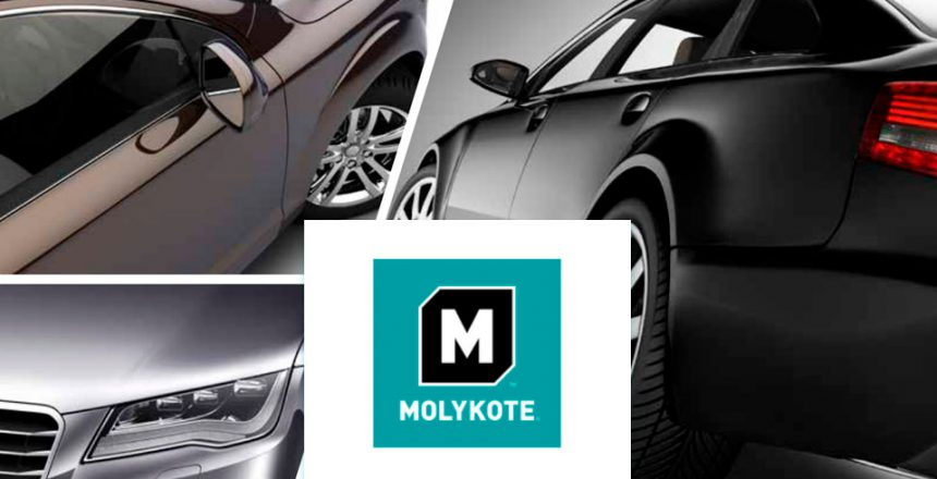 Molykote Lubricants Exteriors Vehicles