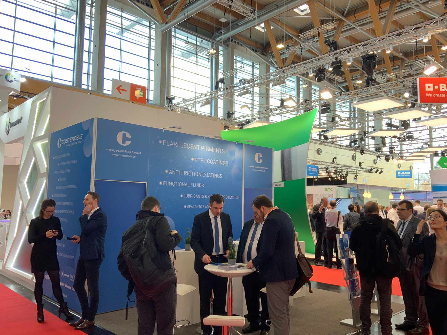ECS 2019 - Costenoble Hall 7A, Booth 511