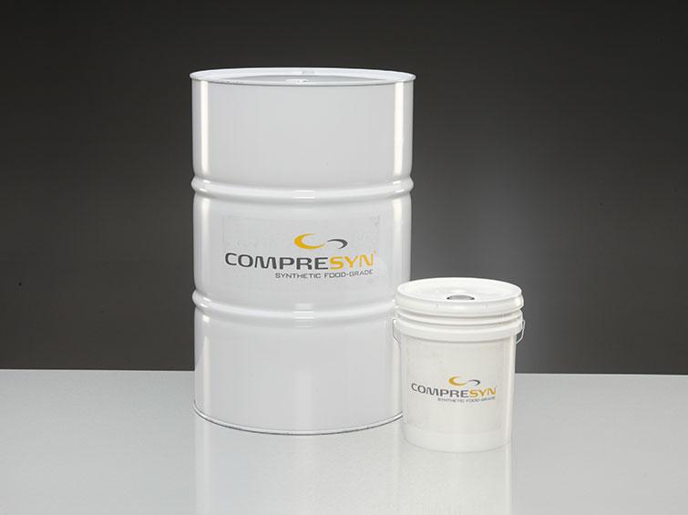 JAX - Compresyn drum and pail