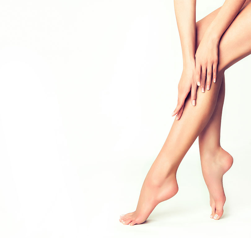 Molykote® for smooth legs