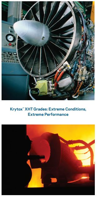Blog picture 2 - Krytox - Extra High Temperature Lubricants XHT