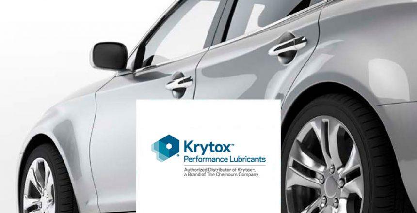 Krytox™ - Wegweisend bei Schmierstoffen für Kraftfahrzeuge