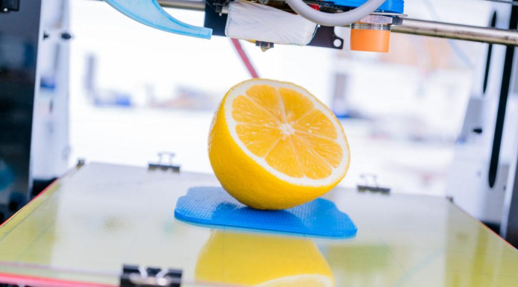 3D-Druck für Lebensmittel